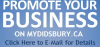Send Info on MyDidsbury Advertising.