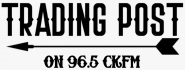 Click here to see for sale and trade items from 96.5 CK-fm and the Trading Post.