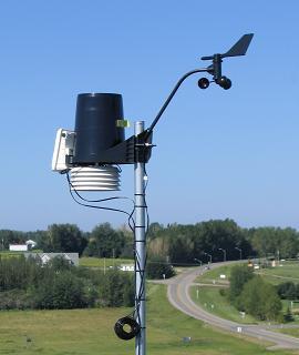 Weather Station Sensor Suite
