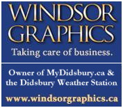 For a professional website, for help planning your next event, or to have a live broadcast of your next event, contact Windsor Graphics today.